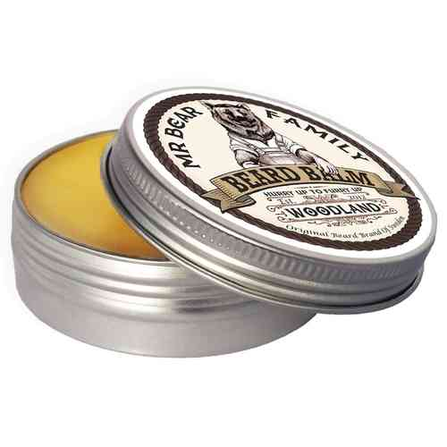 Mr Bear Family Beard Balm 60ml