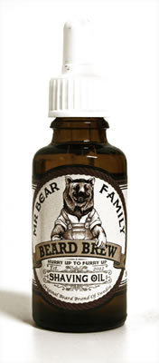 Mr Bear Family Beard BrewShaving Oil 30ml