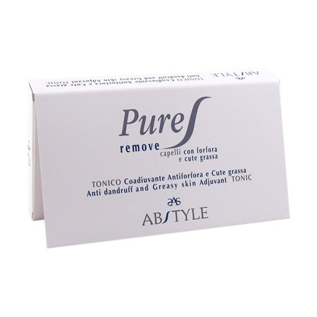 AbStyle Pures Remove Tonico 10 Fiale
