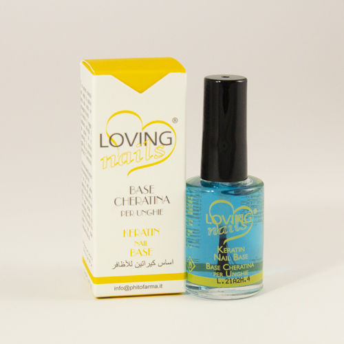 Loving Nails Base di Cheratina 14ml
