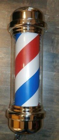 Insegna internazionale per barbiere for Simbolo barbiere