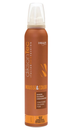 Dikson Mousse Color 200ml