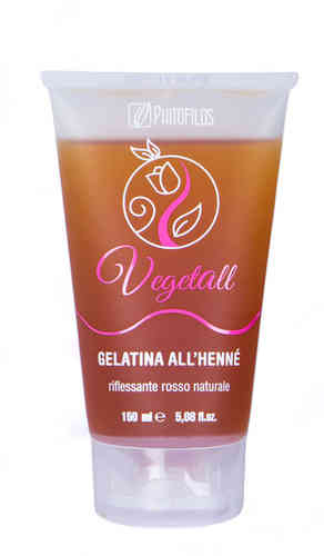 Gelatina all'Henné 150ml