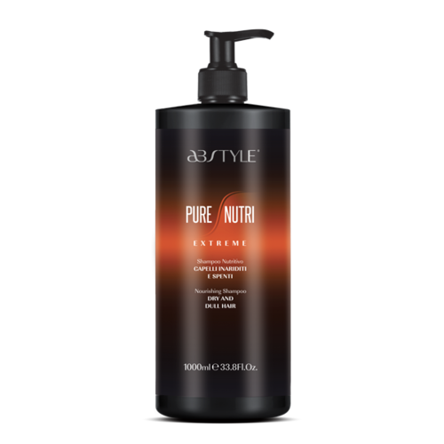 AbStyle Pure Nutri Extreme Shampoo 1lt